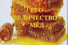 Его величество мёд